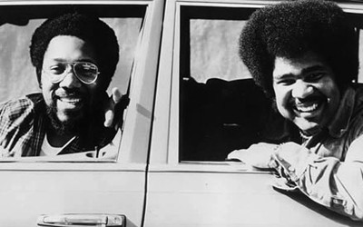 "George Duke, Billy Cobham ""From Dusk To Dawn"""