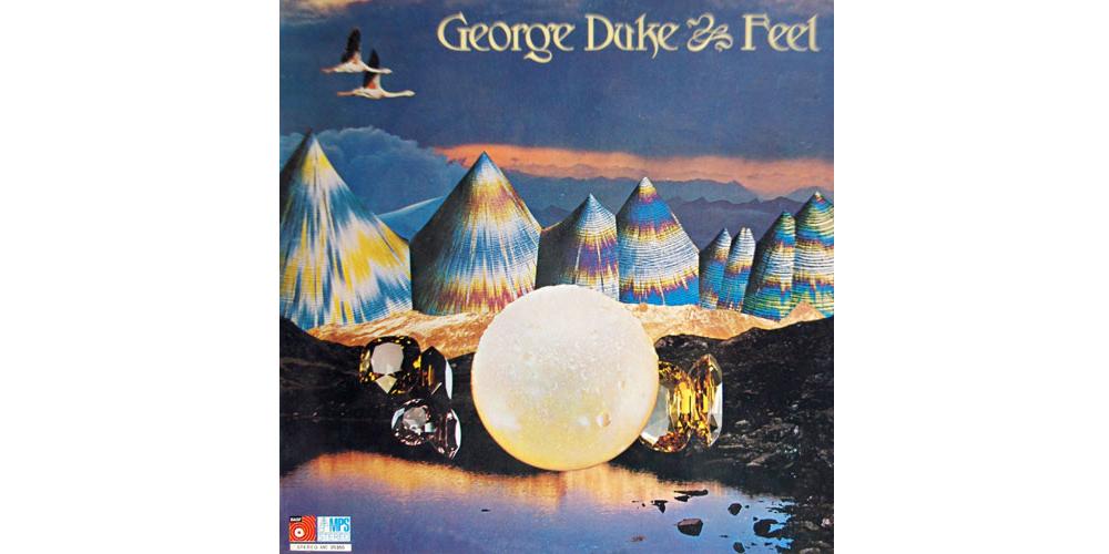 George Duke – Feel