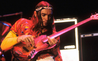 "Jaco Pastorius ""The Chicken"" Live Video"
