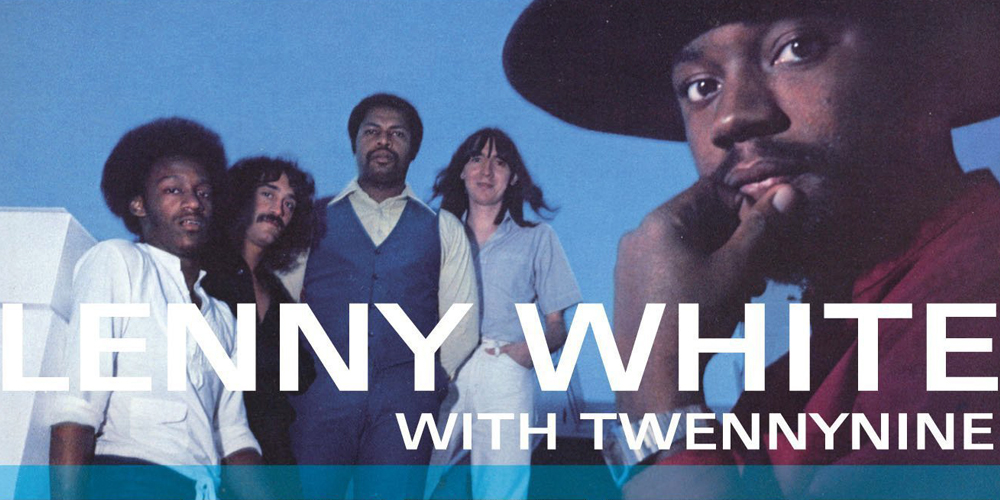 "Twennynine with Lenny White ""Just Right For Me"""