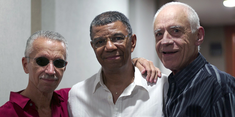 """Keith Jarrett Trio """"Meaning of the Blues"""""""