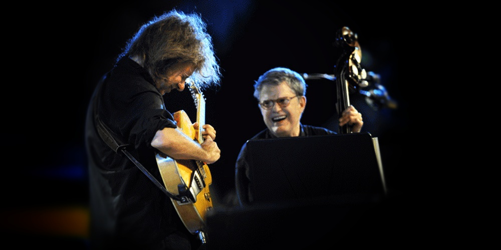 "Charlie Haden & Pat Metheny ""The Moon Song"""