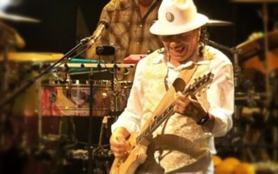 "Santana ""Black Magic Woman"" Live Video"
