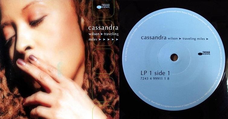 "Cassandra Wilson ""Run The Voodoo Down"""