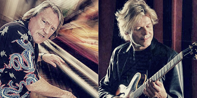 "Jeff Golub with Brian Auger ""Isola Natale"""