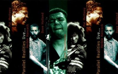 "Jack DeJohnette, Pat Metheny, Herbie Hancock, Dave Holland ""JOHN McKEE"" (Live Video)"