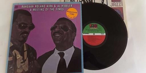 "Rahsaan Roland Kirk & Al Hibbler ""Do Nothin' Till You Hear From Me"""