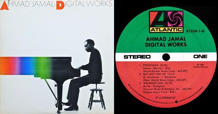 """Ahmad Jamal """"Biencavo"""""""