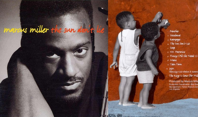 "Marcus Miller ""Funny (All She Needs is Love)"""
