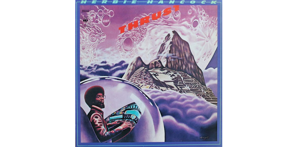 Herbie Hancock – Thrust