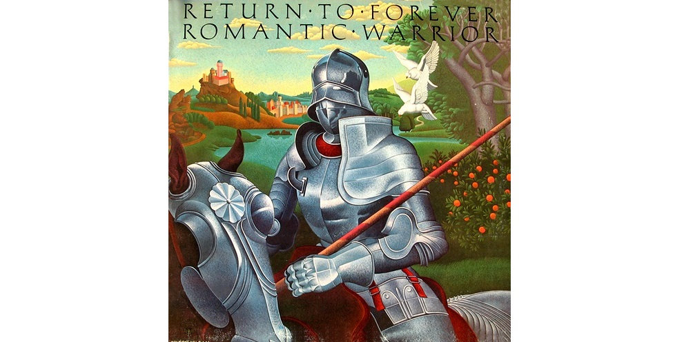 Return To Forever – Romantic Warrior