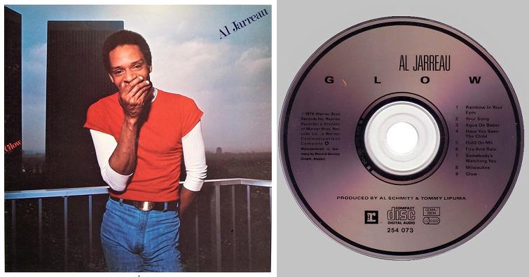 "Al Jarreau ""Agua De Beber"""