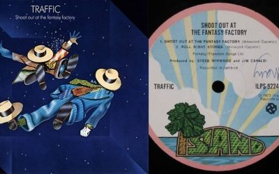"Traffic ""Tragic Magic"""