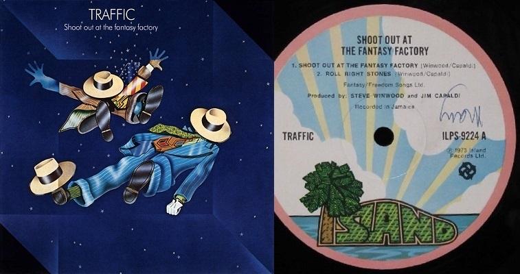 "Traffic ""Tragic Magic"""