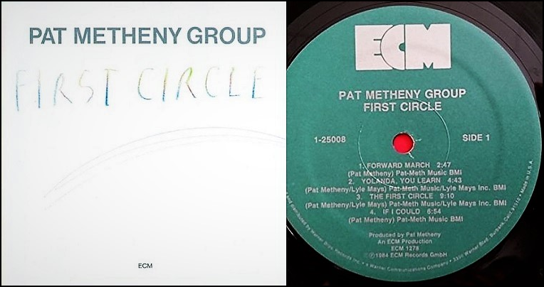 "Pat Metheny Group ""If I Could"""