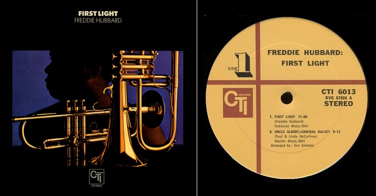 "Freddie Hubbard ""First Light"""