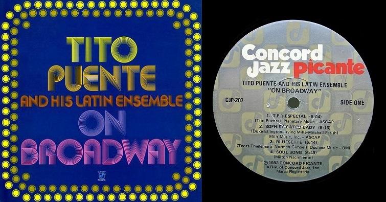 "Tito Puente ""First Light"""
