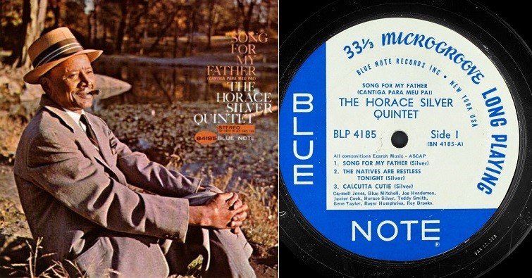 "Horace Silver Quintet ""Song For My Father"""