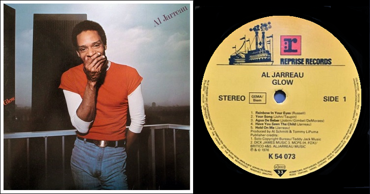 "Al Jarreau ""Milwaukee"""