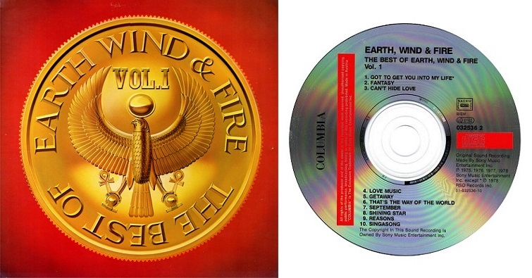 "Earth Wind & Fire ""September"""