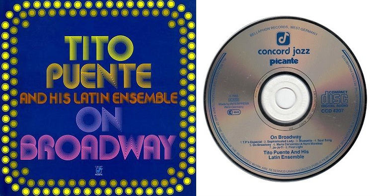 "Tito Puente ""On Broadway"""
