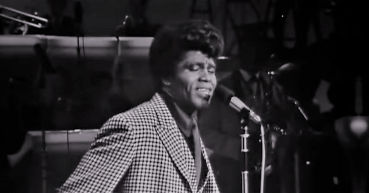 "James Brown and The Famous Flames ""Out Of Sight"""
