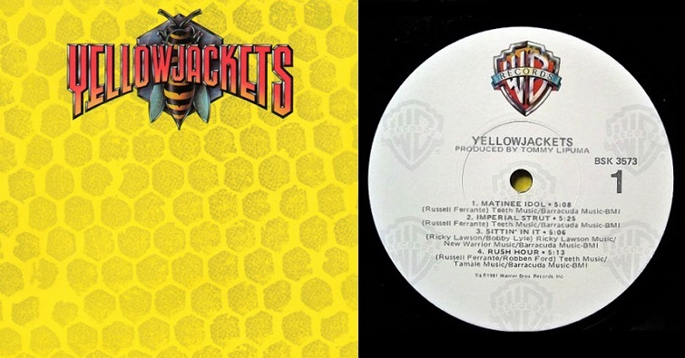 "Yellowjackets ""Matinee Idol"""