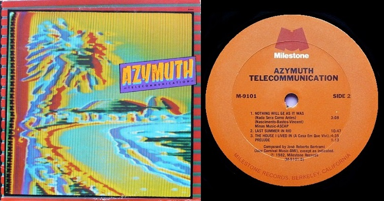 "Azymuth ""Last Summer In Rio"""