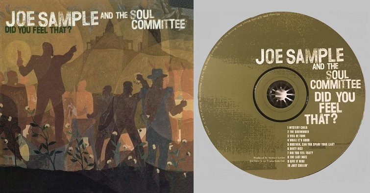 "Joe Sample And The Soul Committee ""Viva De Funk"""
